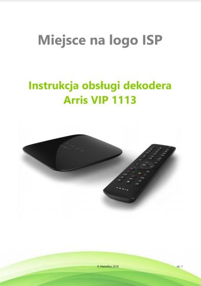 instrukcja-obslugi-arris-vip-1113-mattebox